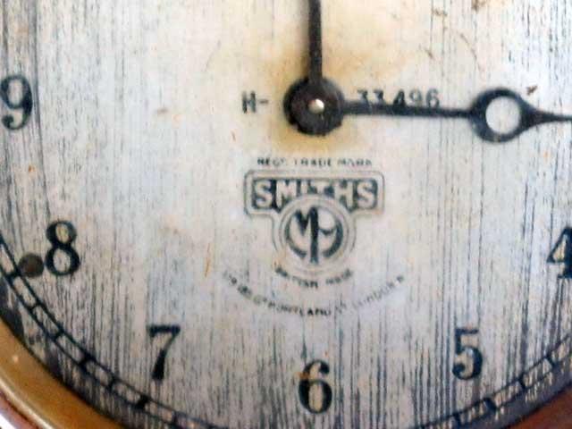 画像4: Smith 置時計