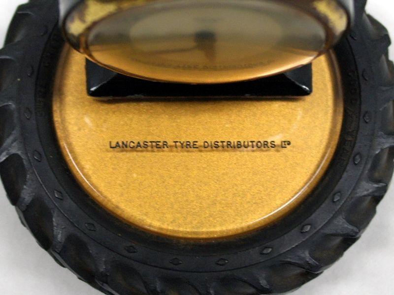 画像4: Smith 置時計(タイヤ型置物)