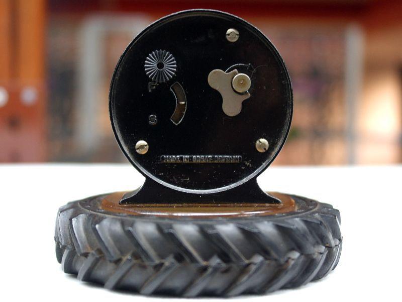 画像5: Smith 置時計(タイヤ型置物)