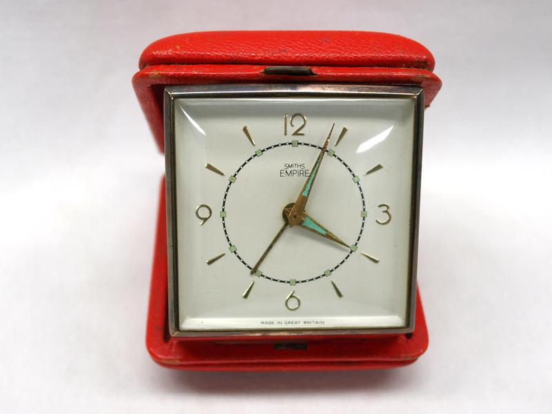 画像1: Smith 目覚まし時計(携帯用)
