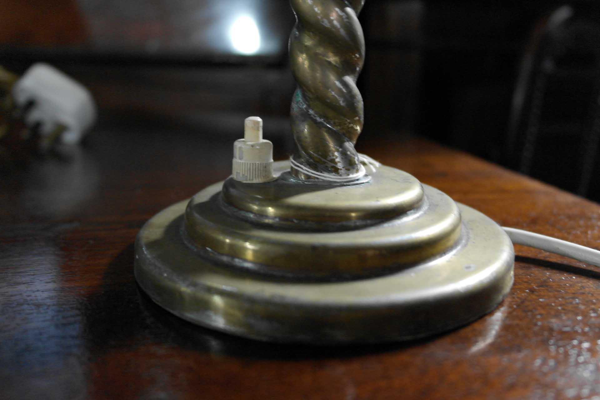 画像5: ランプ&スタンド ベークライト