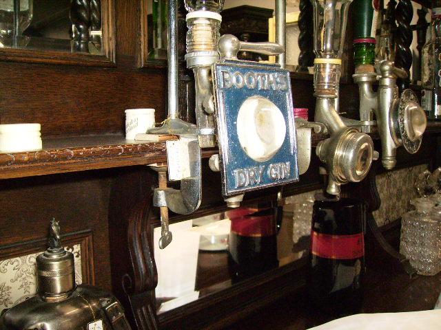 画像3: ウィスキーボトル・ホルダー&コック&プレート