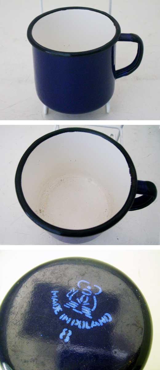 画像2: ホウロウ マグカップ