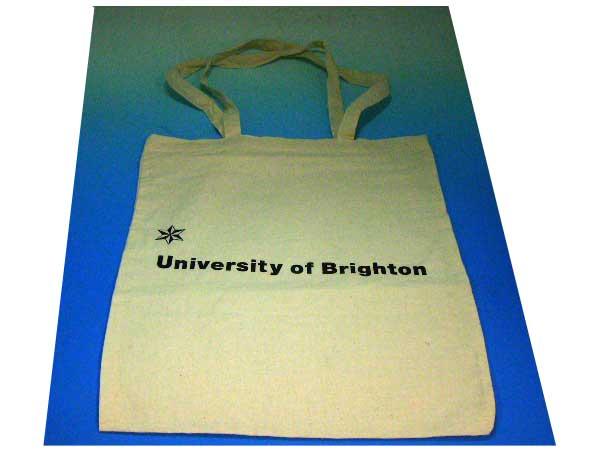 画像1: university of Brighton エコバッグ