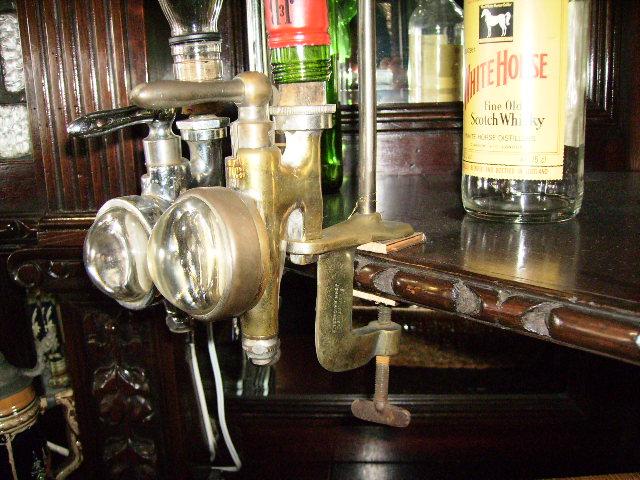 画像4: ボトルホルダー&コック&プレート
