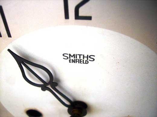 画像5: Smith 置時計