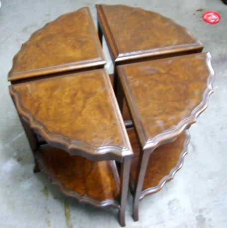 画像3: ネストテーブル