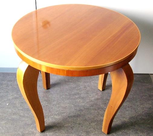 コーヒーテーブル(丸) ミッドセンチュリー アンティーク 家具 テーブル・ダイニングセット