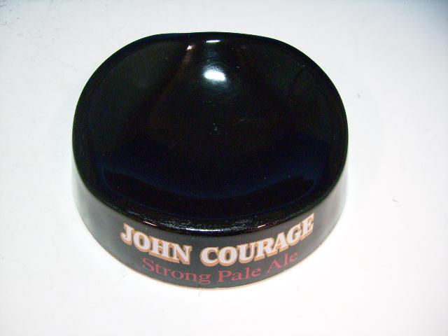 画像1: 灰皿 (John Courage)