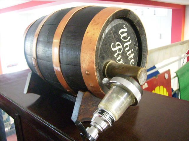 画像5: アンティーク 酒樽ミニ 3個セット