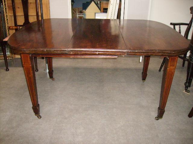 画像3: テーブル マホガニー