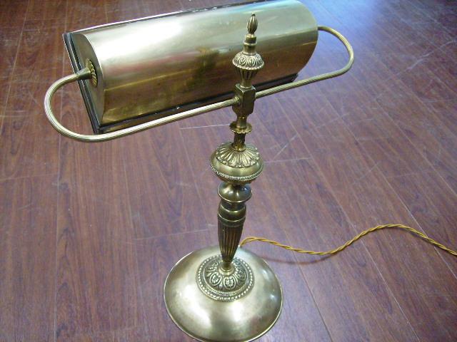 画像2: デスクランプ 真鍮