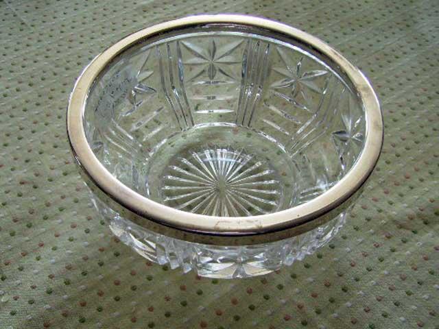 画像2: サラダボール(小) モールドガラス