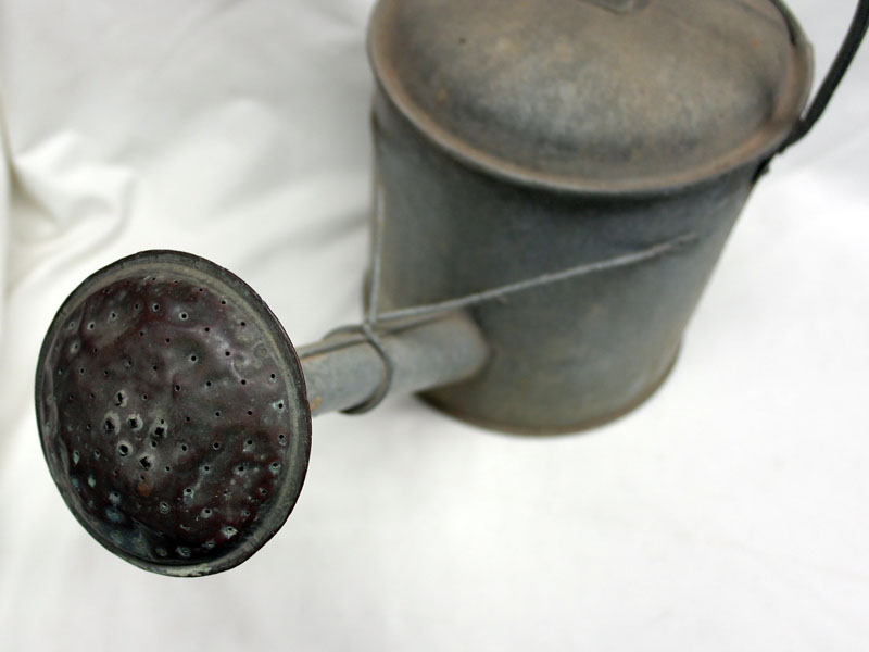 画像3: ブリキ ジョウロ 1-1/2ガロン(約6.8リットル)