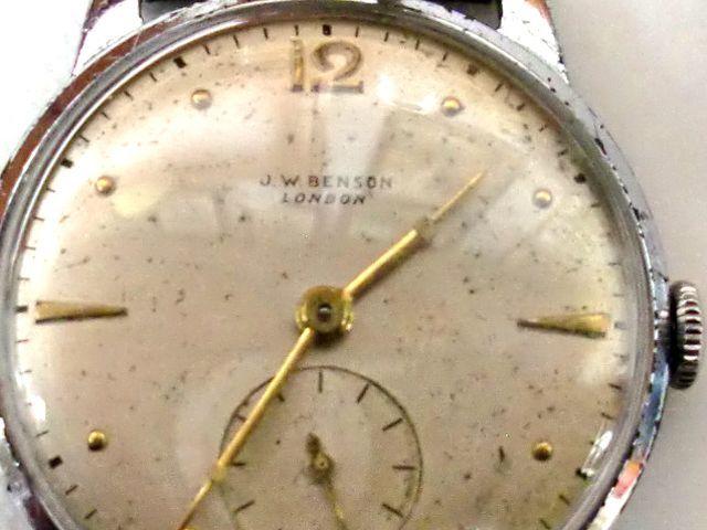 画像3: J/W Benson 腕時計