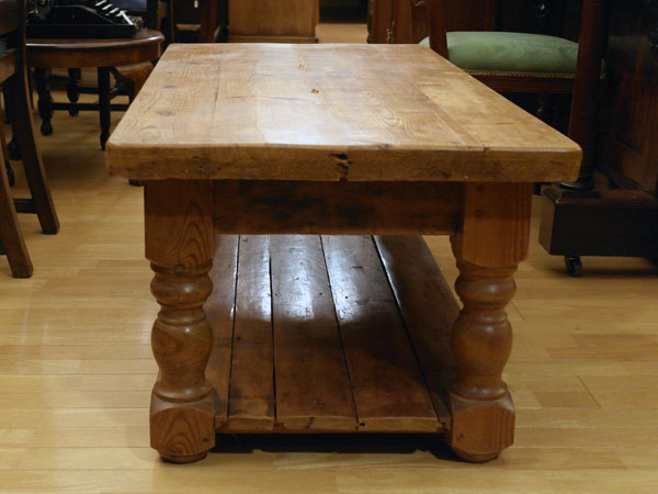 画像2: テーブル オールドパイン