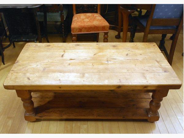 画像4: テーブル オールドパイン