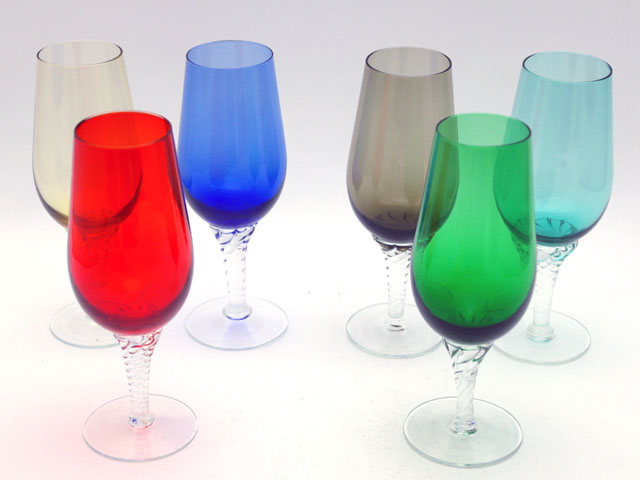未使用 シャンパングラス,アンティーク ガラス,その他