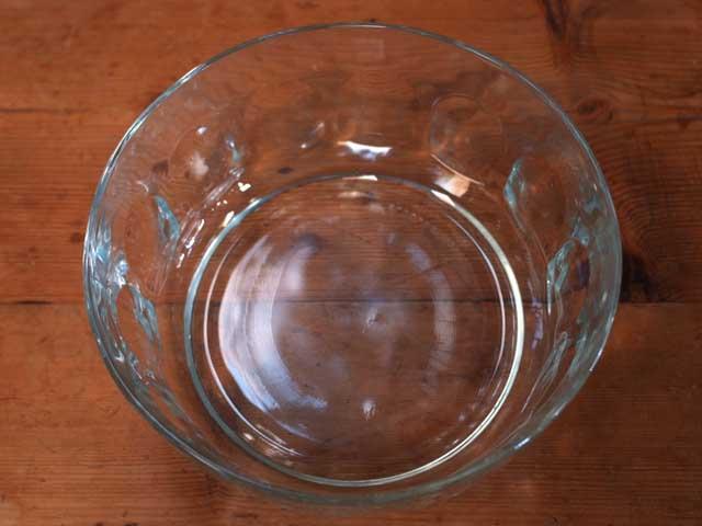 画像4: ガラス ボウル arcoroc(アルコロック)社製