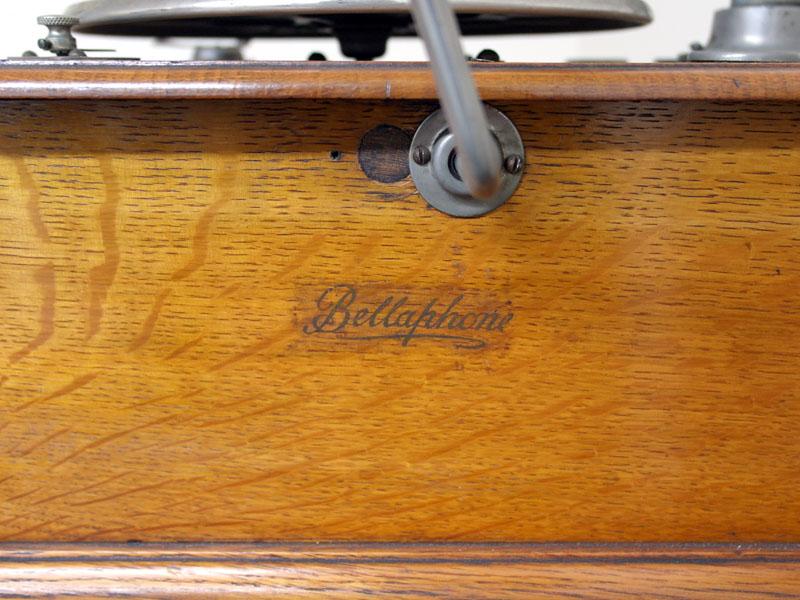 アンティーク蓄音機