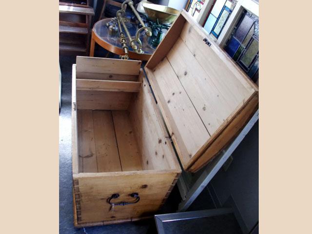画像5: オールドパイン ブランケット・ボックス