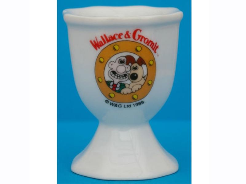 画像1: エッグスタンド Wallace&Gromitウォレスとグルミット