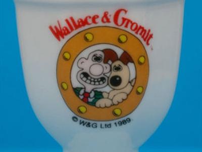 画像2: エッグスタンド Wallace&Gromitウォレスとグルミット