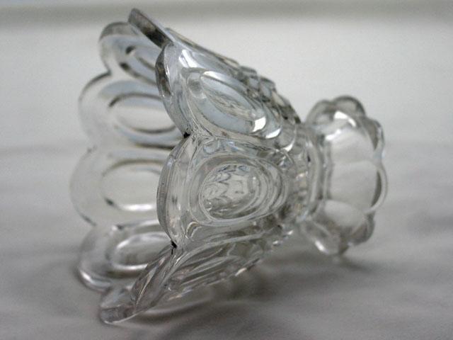 画像3: プレスガラス コンポート