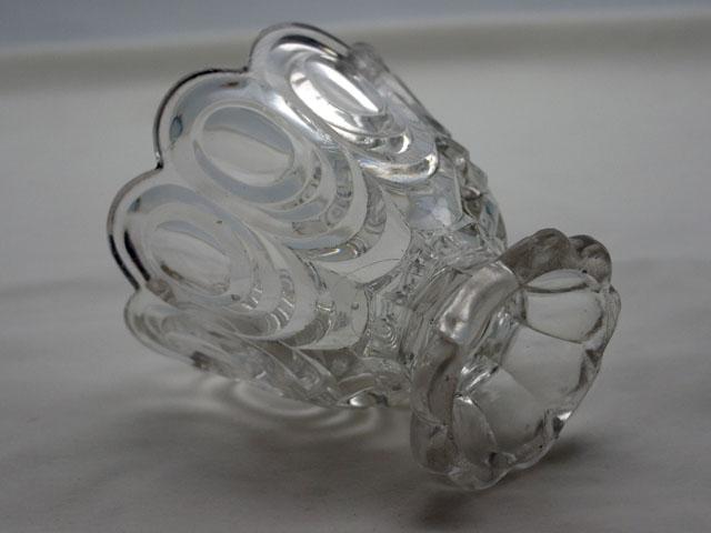 画像4: プレスガラス コンポート