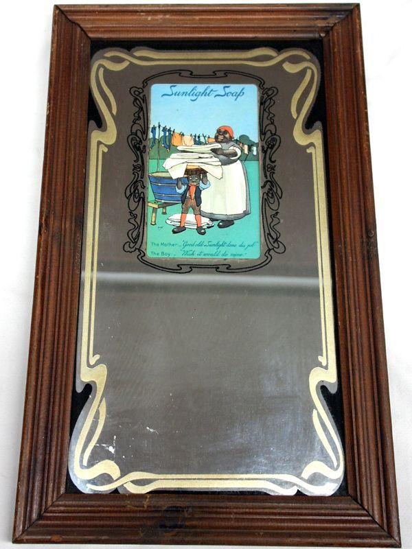 画像3: 額付き 鏡