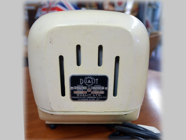 画像3: Dualit トースター 非売品