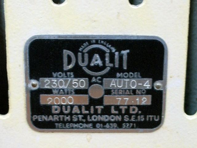画像5: Dualit トースター 非売品
