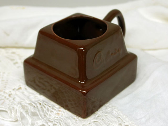 画像1: cadbury chocolate mug