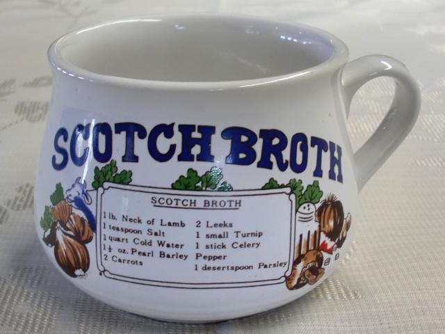 画像1: スープカップScotch Broth