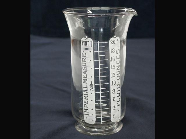 画像1: ガラス メジャーカップ