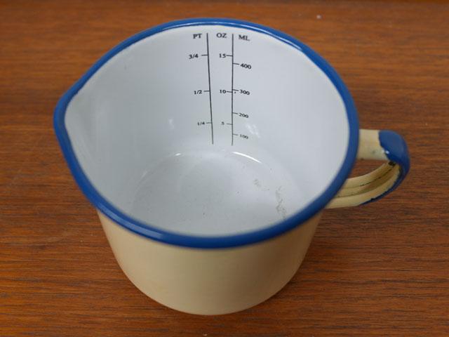 画像2: ホウロウ メジャーカップ