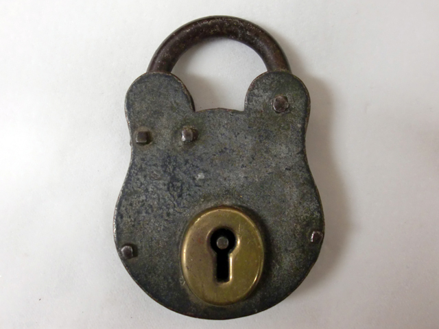 画像1: パドロック