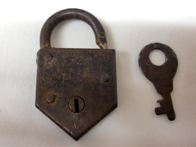 画像4: パドロック キー付き