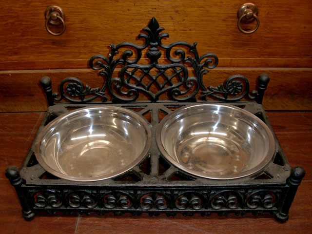 画像1: 犬の餌入れ・水入れ