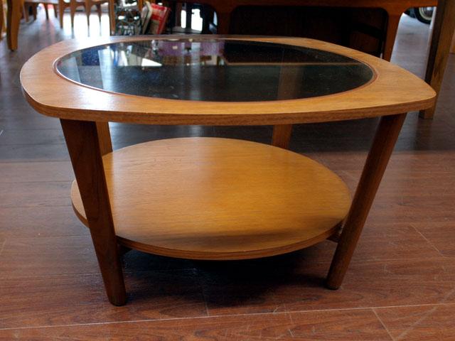 画像2: ミッドセンチュリー コーヒーテーブル
