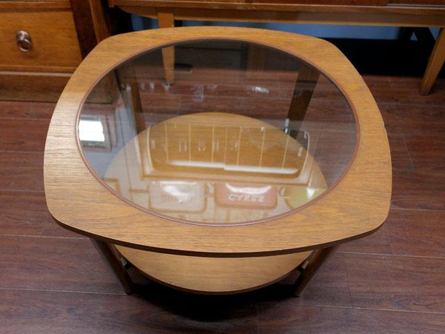 画像1: ミッドセンチュリー コーヒーテーブル