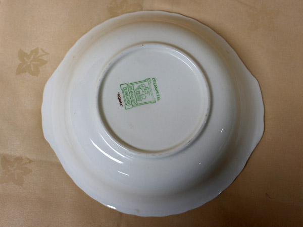 画像2: GRINDLEY CREAMPETAL 深皿(ボウル) NORMA