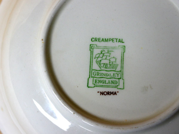 画像5: GRINDLEY CREAMPETAL 深皿(ボウル) NORMA