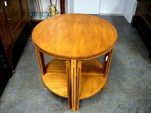 画像1: ネスト・テーブル(丸型) ミッドセンチュリー