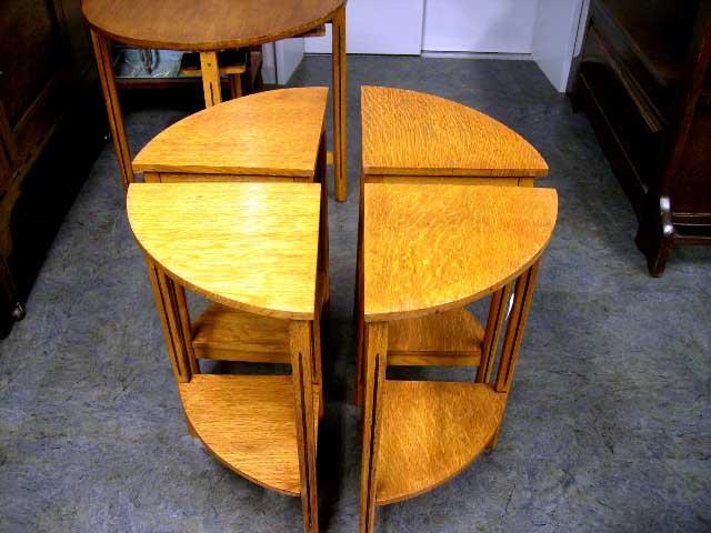 画像3: ネスト・テーブル(丸型) ミッドセンチュリー