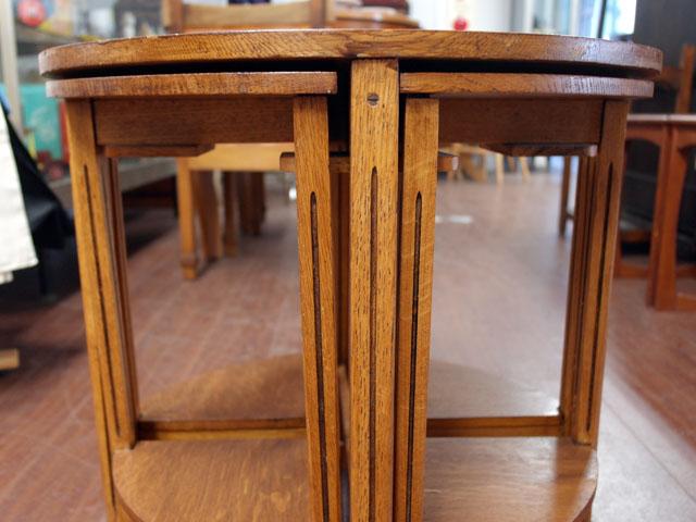 画像5: ネスト・テーブル(丸型) ミッドセンチュリー