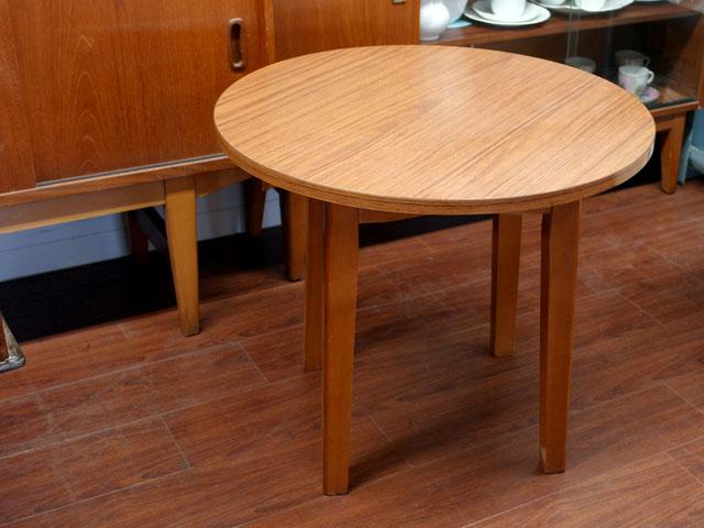 画像2: テーブル(小) ミッドセンチュリー