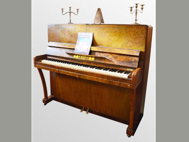 画像1: アップライト ピアノ H MATZ&Co.