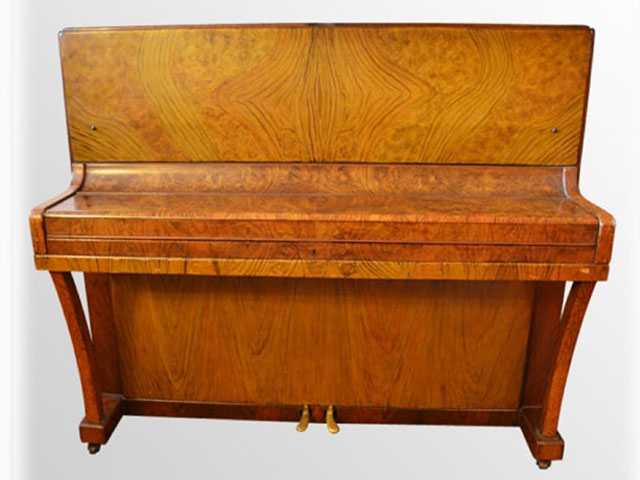 画像2: アップライト ピアノ H MATZ&Co.