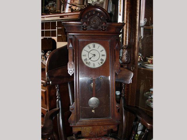 画像1: 掛け時計 seth Thomas Clock Company